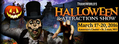 2016 Transworld Halloween & Attractions Haunt Show Review