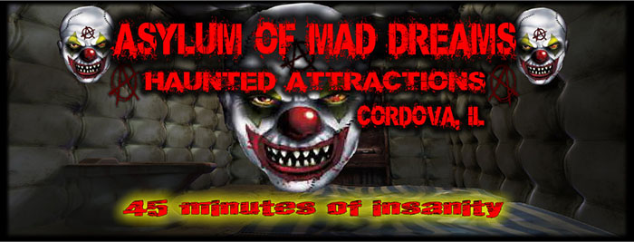 Asylum of Mad Dreams (Cordova, IL)