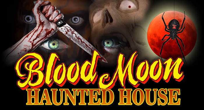 Blood Moon Haunted House (Tamaroa, IL)