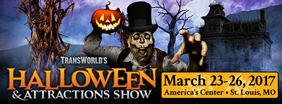 2017 Transworld Halloween & Attractions Haunt Show Review