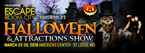2018 Transworld Halloween & Attractions Haunt Show Review