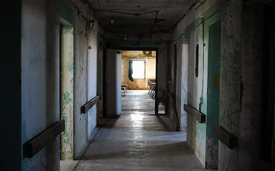 HauntedIllinois.com - Ryan Nelson's Review of the haunted Ashmore Estates in Ashmore, Illinois.