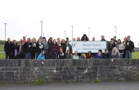 Mental Health Facility Group Pict.